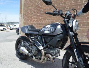 Car Wrap - Motorcycle, Bike Full Wrap - Decal - Vehicle Wrap, Graphic - Ducati Wrap Front - Vinyl Wrap Toronto