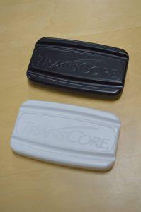 Equipment Wrap - Transponder from white to black