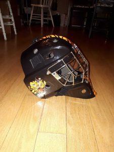 Goalie Mask Decal | Vinyl Wrap Toronto - Vehicle Wrap In Toronto - Print Shop