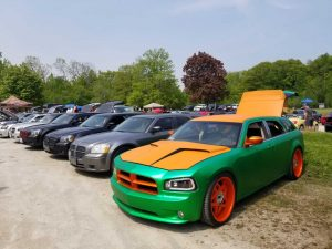 Mopar Show - Car displays | Vinyl Wrap Toronto - Vehicle Wrap In Toronto - Print Shop