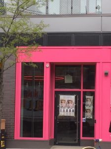 Pink Storefront Wrap | Vinyl Wrap Toronto - Vehicle Wrap In Toronto - Print Shop