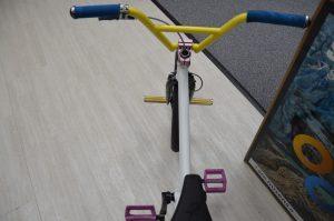 Vinyl Wrap Toronto - Vehicle Wrap In Toronto - Bicycle wrap - handle