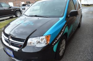 Vinyl Wrap Toronto - Vehicle Wrap In Toronto - Do Home Health Care Front