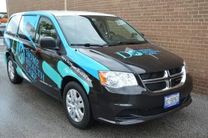 Vinyl Wrap Toronto - Vehicle Wrap In Toronto - Do Home Health Care Front Side