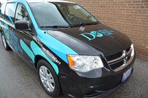Vinyl Wrap Toronto - Vehicle Wrap In Toronto - Do Home Health Care Van Wrap