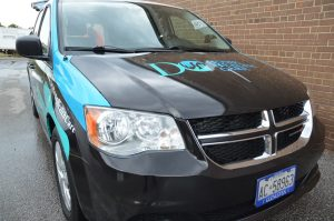 Vinyl Wrap Toronto - Vehicle Wrap In Toronto - Do Home Health Care Van Wrapping