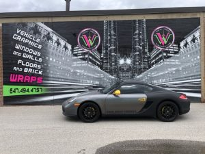 Wall Wrap Toronto - Among the best wrapping company in Etobicoke, Toronto
