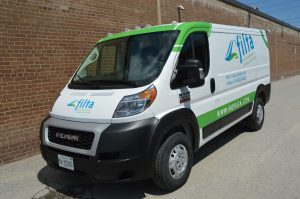 Vinyl Wrap Toronto - Vehicle Wrap In Toronto - Print Shop - Van Wrap