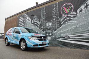 Vinyl Wrap Toronto - Vehicle Wrap In Toronto - Print Shop - Full Wrap Jewel Radio