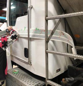 Vinyl Wrap Toronto - Vehicle Wrap In Toronto - Print Shop - Truck Vinyl Stickers applied