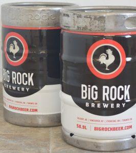 Vinyl Wrap Toronto Random Items Big Rock Brewery