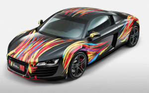 Vinyl Wrap Toronto R8 Avery Dennison New MPI1105 Opaque Series Film - Exotic Car Wrap