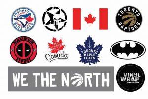 Vinyl Wrap Toronto Decals Sticker Avery Dennison 3M - Vinyl Stickers Cost