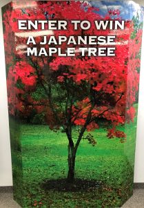 Vinyl Wrap Toronto 2020 Avery Dennison White Signs Full Canadian Tree Salvation Maple - Trade Show Signs - Vinyl Wrap Cost