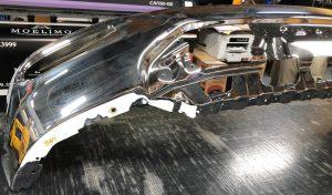 Vinyl Wrap Toronto Chevrolet Silverado 2015 Avery Dennison Black Truck Partial Chrome
