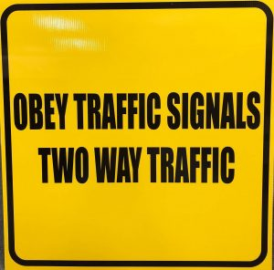 Vinyl wrap toronto Traffic signals Yellow Road Signs Cost Vinyl