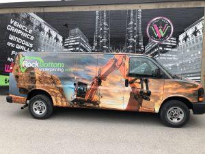 Vinyl Van Wrap - Full Wrap Cost - Vinyl Wrap Toronto