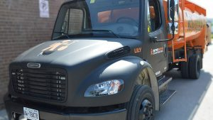 Freightliner - M2 - 2019 - Full Truck Wrap - BamBam - Vinyl Wrap Toronto - Vehicle Wrap in Vaughn