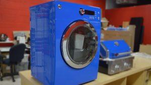Washing Machine - BBQ - Vinyl Wrap Toronto - Vehicle Wrap Toronto - Vehicle Wrap - Avery Dennison & 3M - Equipment Wrap in GTA - Custom Equipment Wrap Price