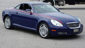 Lexus - SC430 - Coupe - 2002 - Full - Personal - Avery Dennison
