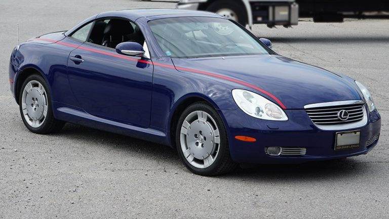 Lexus - SC430 - Coupe - 2002 - Full - Personal - Avery Dennison - Car wrap cost in GTA