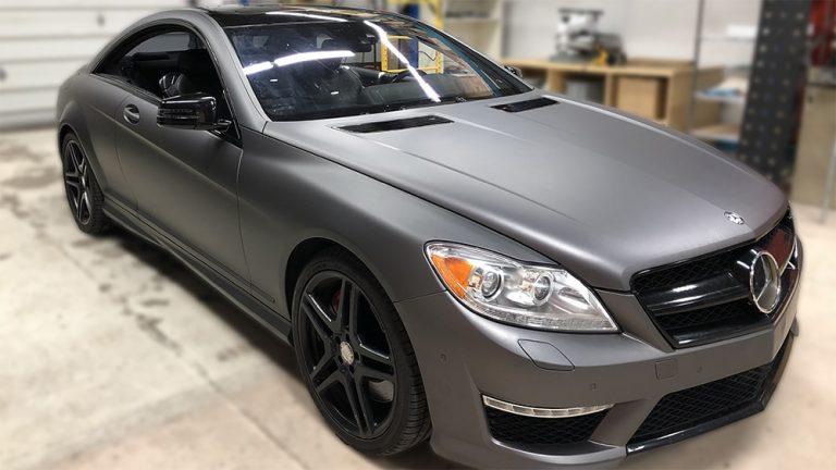Mercedes - C63 - AMG - Full - Personal - Car wrap cost