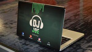 Object Wrap - Vinyl Wrap Toronto - Macbook Pro - DJ Joe - Custom Design - Equipment Wrap - Etobicoke