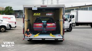 Personal Trailer Wrap - Moussa Tahlil - Vinyl Wrap Toronto - Vehicle Wrap in Etobicoke 1 - Trailer wrap cost