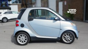 Smart Car ForTwo - 2008 - Vehicle Decals - Personal - Before