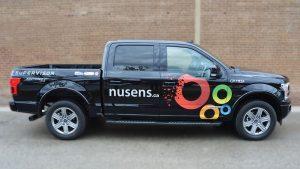 nuesens - Truck Decals - Truck Lettering in GTA - VinylWrapToronto.com - Vehicle Wrap in Toronto - Vinyl Wrap Toronto - Custom truck decals in GTA