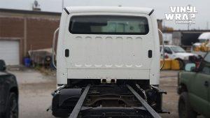 Freightliner M2 - 2020 - Full Truck Wrap - Lettering & Decals - Best Truck Wrap in Toronto - Vinyl Wrap Toronto - Custom Truck Wrap in GTA - Avery and 3M vinyl