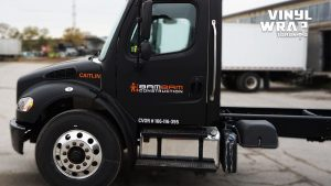 Freightliner M2 - 2020 - Full Truck Wrap - Lettering & Decals - Best Truck Wrap in Toronto - Vinyl Wrap Toronto - Side - Custom Truck Wrap in GTA - Avery and 3M vinyl - Custom Truck Wrap in GTA - Avery and 3M vinyl cost