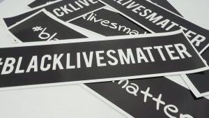 Black Lives Matter Stickers - Vehicle Decals - VinylWrapToronto.com - Free Stickers - vinyl stickers