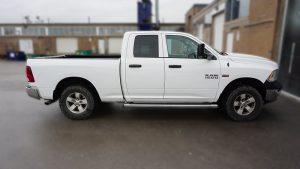 Dodge Ram 1500 - Vinyl Wrap Toronto - VinylWrapToronto.com - Truck Decals in Toronto - Avery Dennison - Custom truck decals