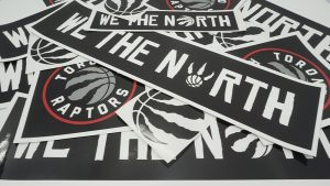 Toronto Raptors Black Lives Matter Stickers - Vehicle Decals - VinylWrapToronto.com - Free Stickers - vinyl stickers