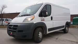 RAM Promaster Cargo Van-Partial-Van-Wrap-by Vinyl-Wrap-Toronto-vinylwraptoronto.com-avery-dennison-before Side