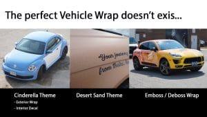 Vinyl Wrap Torontos Secret to a perfect Car wrap - VinylWrapToronto.com - Perfect Car wrap doesnt exis - Meme - Porsche Macan - Audi - Volkswagen Beetle - Vinyl Wrap Cost