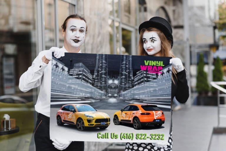 Contact us - Vinyl Wrap Toronto - Best vehicle wrap shop in Toronto