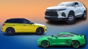 Types of Vehicles Wraps and Their Advantages – Vinyl Wrap Toronto - Tesla Wrap Toronto