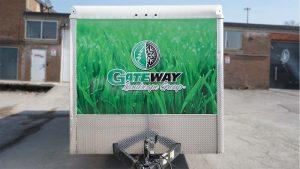 Gateway - Trailer Wrap - Front