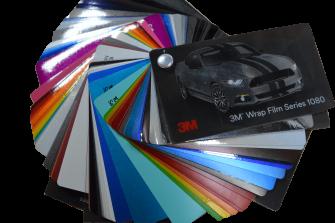 3M Wrap Film Series 1080 Wrap - Avery Dennison Supreme Film Wrap - Vinyl Wrap Toronto