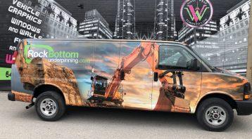 Vinyl Van Wrap - Full Wrap - Vinyl Wrap Toronto