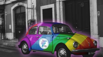 Pride-themed car wraps - Vinyl Wrap Toronto - Custom Car Wraps in GTA - VinylWrapToronto.com - Avery and 3M