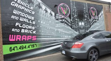 Wall Wrap Toronto - Best Wall Wrap in Etobicoke.