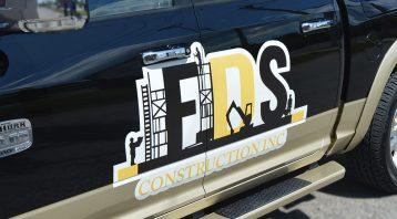 fds - Truck Decals in Toronto - Truck Lettering in GTA - VinylWrapToronto.com - Vehicle Wrap in Toronto - Vinyl Wrap Toronto